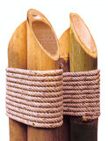 Rope prow Stock Photography