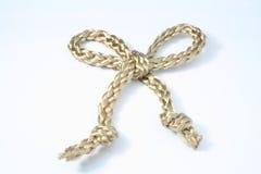 Rope ribbon Royalty Free Stock Photo