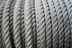 Rope roll Stock Photos