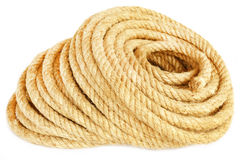 Rope roll Royalty Free Stock Photos