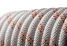 Rope roll Stock Photo