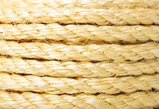 The rope Stock Image