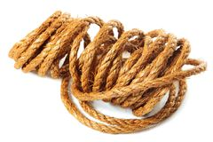 The rope Royalty Free Stock Images