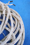 Rope roll Stock Image