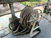 Rope roll Stock Images