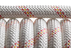 Rope on roll Stock Photos