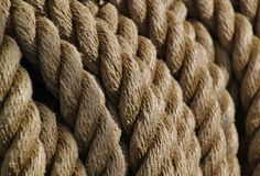 Rope, Ropes, Knot, Woven, Close Stock Images