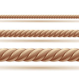 Rope. Seamless Stock Photography