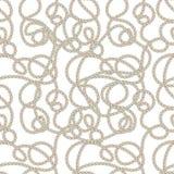 Rope Seamless Pattern Royalty Free Stock Image