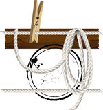 Rope Set Royalty Free Stock Photography