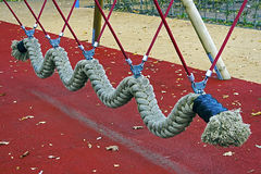 Rope snake Stock Photography