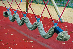 Rope snke Stock Image
