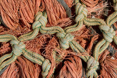 Rope strands. Stock Photography