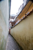 Rope Street, Brasov, Romania Stock Photography