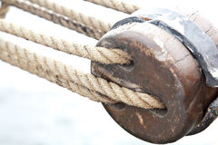 Rope and tackle Stock Photos