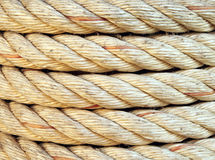 Rope Texture Royalty Free Stock Photography