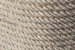 Rope texture background Stock Images