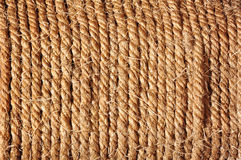 Rope texture surface Stock Photo