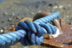 Rope, Thread, Knot Stock Image