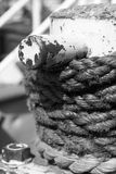 Rope tie Royalty Free Stock Images