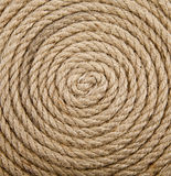 Rope is twisted Royalty Free Stock Images