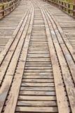 Rope walkway through Stock Images