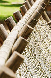 Rope and Wood Stock Photos