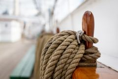 Rope, Wool, Thread stock images