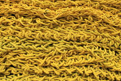 Rope Yellow Royalty Free Stock Photo