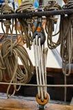 Ropes Royalty Free Stock Photo