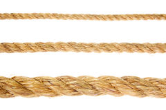 Ropes Stock Image