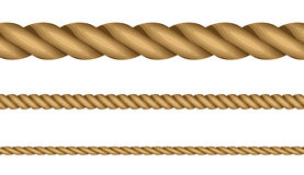 Ropes Royalty Free Stock Image