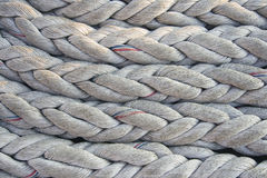 Ropes background Stock Photo