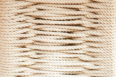 Ropes background Royalty Free Stock Photography