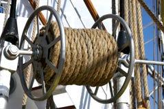 Ropes stock image