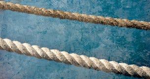 Ropes Royalty Free Stock Photos