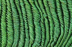 Ropes el fondo Fotografía de archivo