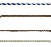Ropes Isolated Stock Photography