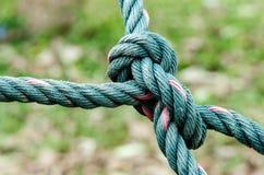 Ropes knot Royalty Free Stock Photos