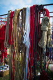 Ropes at  Town Fair Stock Photography
