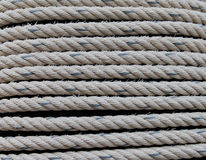 Ropes vintage pattern background Royalty Free Stock Photography