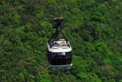 Ropeway Photographie stock