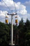 Ropeway Στοκ εικόνα με δικαίωμα ελεύθερης χρήσης