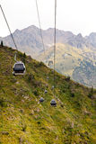 Ropeway Royalty Free Stock Images