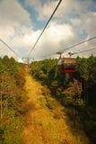 Ropeway 2 de Hakone Image libre de droits