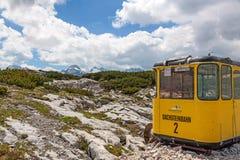 Ropeway Gondola Stock Photography
