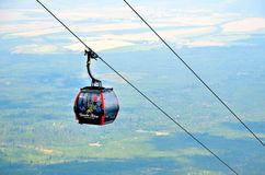 Ropeway. Stock Images