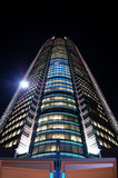 Roppongi Hill. Building, in Tokyo, Japan taken at night royalty free stock photos