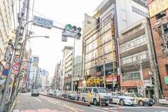 Roppongi Hills,Tokyo Stock Image