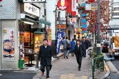 Roppongi, Tokyo Royalty Free Stock Image